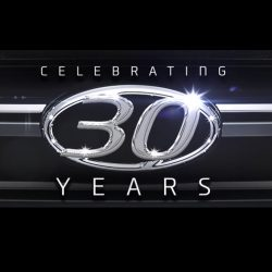 30 Year Anniversary Spike Client: Hyundai Motor Company, Australia. Design and production of animation spike for National Dealer Meeting.